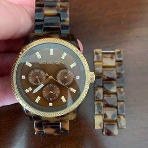 Michael Kors link watch